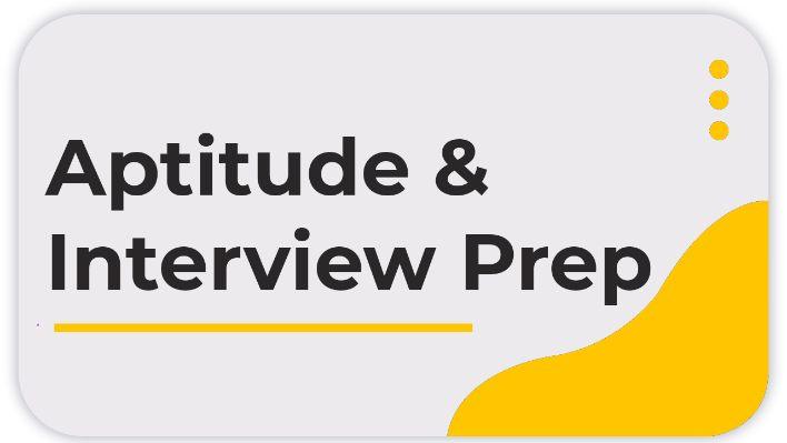 Aptitude & Interview Preparation Package