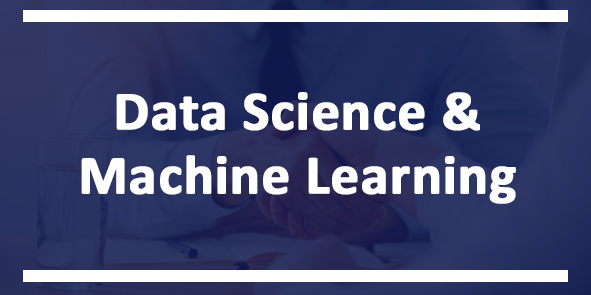 Data Science & Machine Learning Course