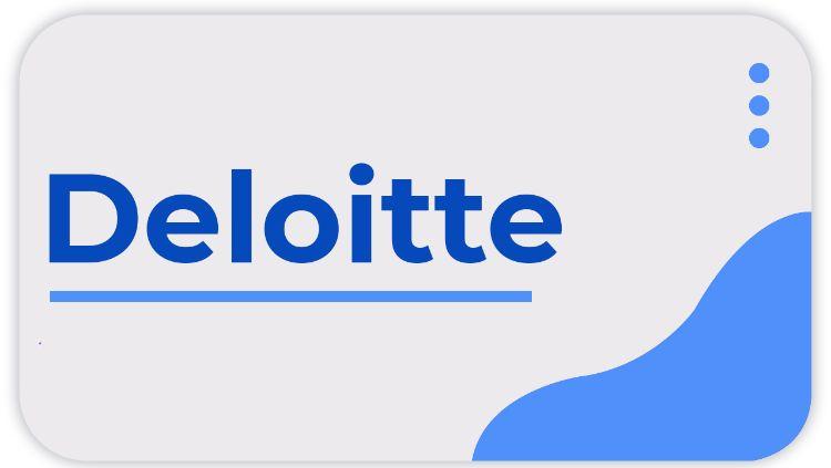 Deloitte Mock Test Series