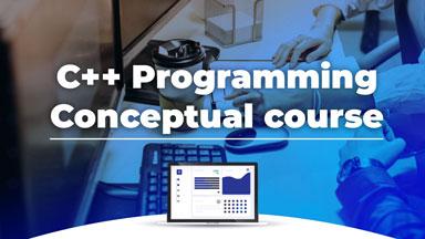 C++ Programming Conceptual course