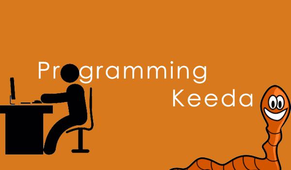Programming Keeda