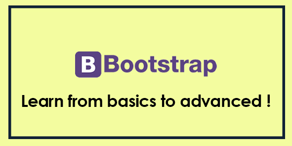 BOOTSTRAP - Complete Learning Course