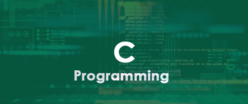 Learn C programming from Basics to Advanced!