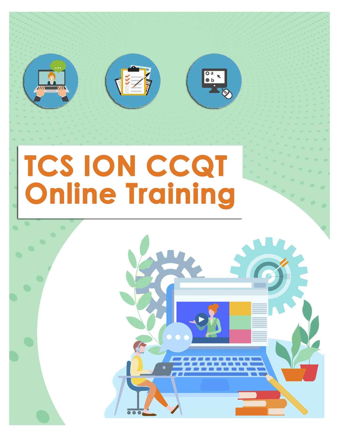 TCS ION CCQT Training